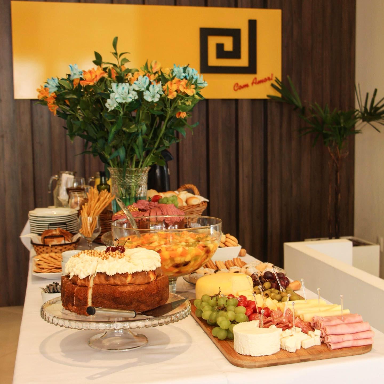 Café da manhã com visita guiada à Torre Bondade do Empreendimento Espírito Santo