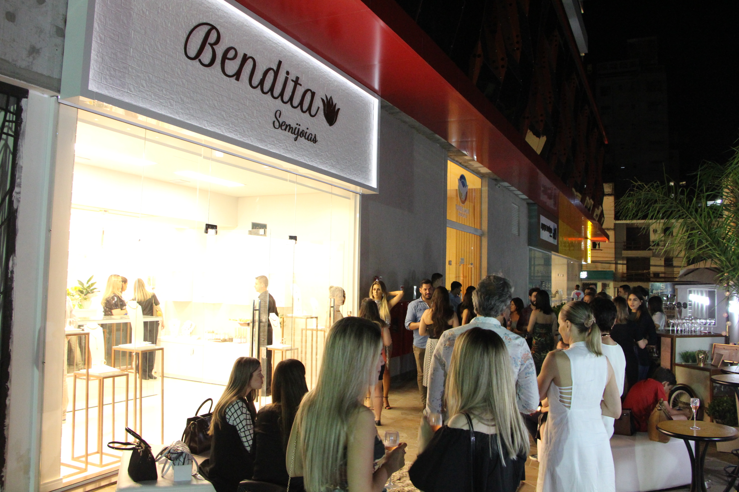 Bendita Semijoias inaugura a sua segunda loja no Empreendimento Espírito Santo