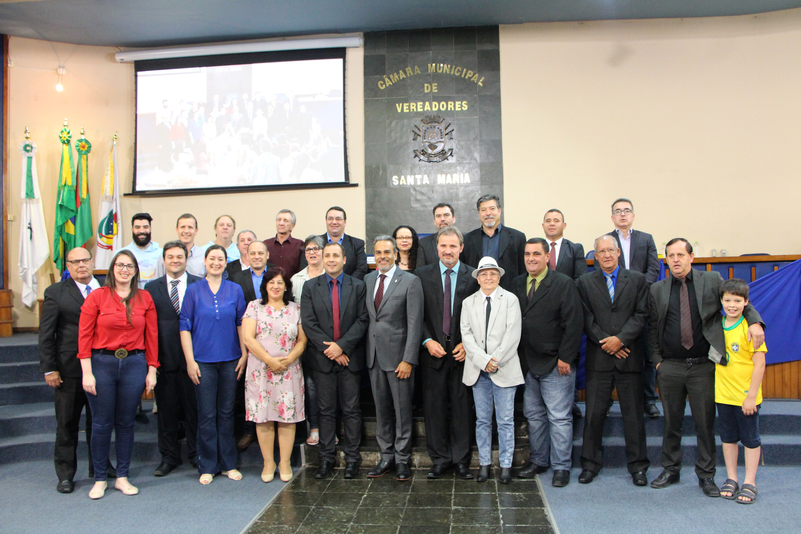 Construtora Jobim recebe Moção de Congratulação da Câmara de Vereadores de Santa Maria